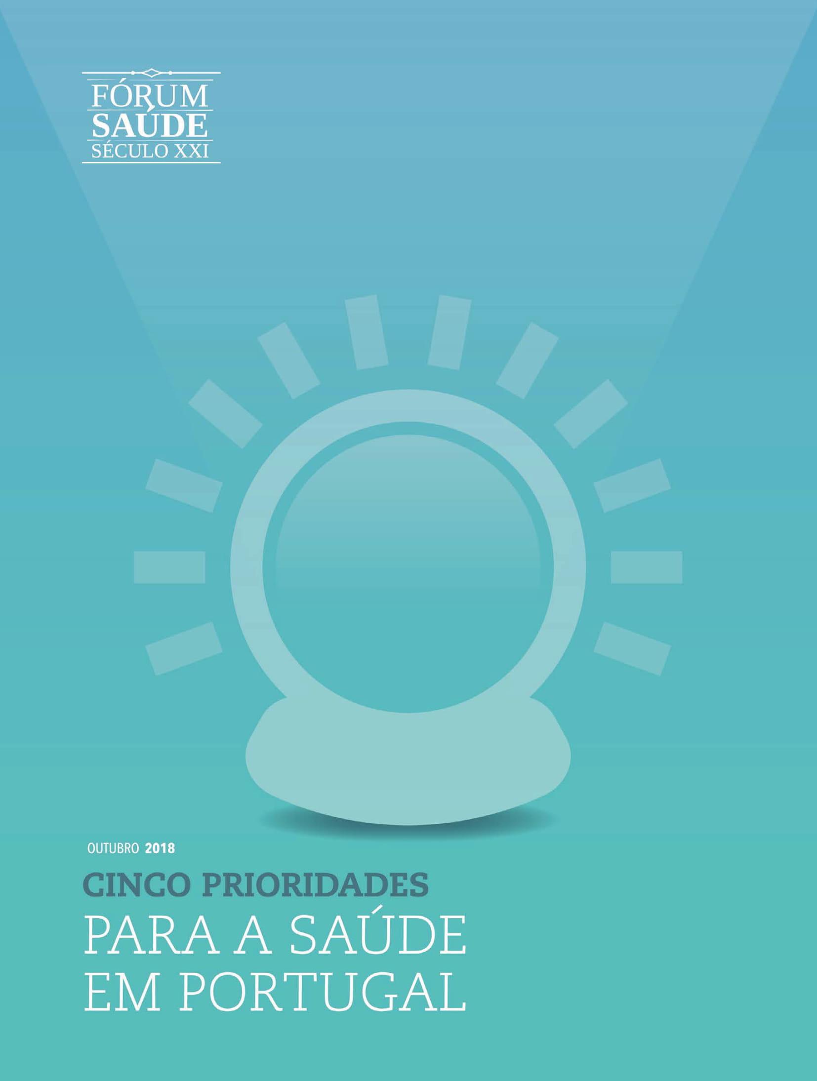 Cinco prioridades para a Saúde em Portugal